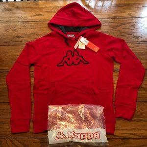 Women's NWT Kappa Activewear Sweatshirt Sz.L NEW!